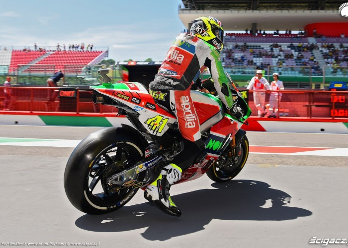MotoGP Mugello 41 Aleix Espargaro Aprilia 2