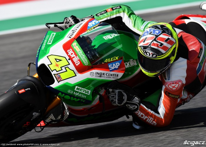 MotoGP Mugello 41 Aleix Espargaro Aprilia 3