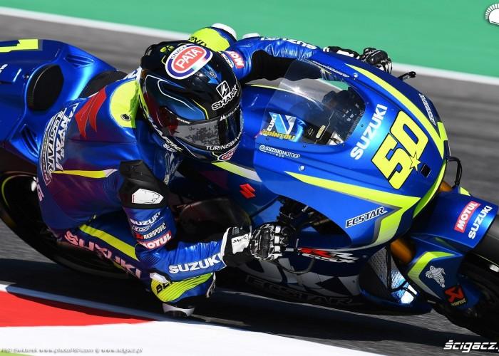 MotoGP Mugello 50 Sylvain Guintoli Suzuki 12