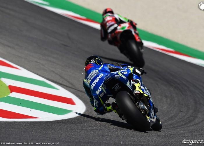 MotoGP Mugello 50 Sylvain Guintoli Suzuki 7