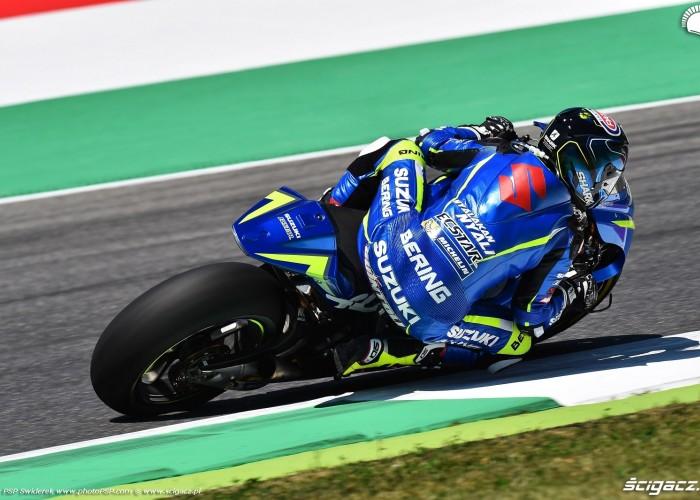 MotoGP Mugello 50 Sylvain Guintoli Suzuki 8