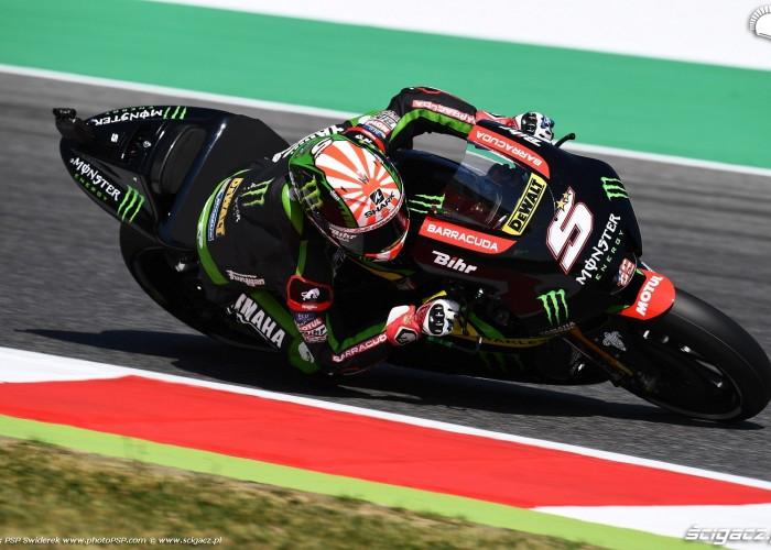 MotoGP Mugello 5 Johann Zarco Yamaha Tech3 1
