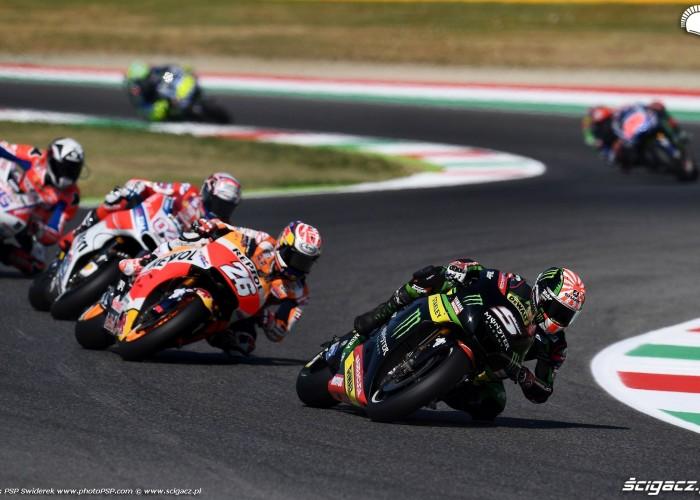 MotoGP Mugello 5 Johann Zarco Yamaha Tech3 11