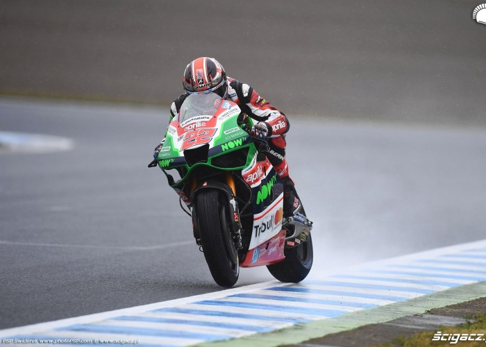 MotoGP Motegi Aprilia 22 Sam Lowes 10