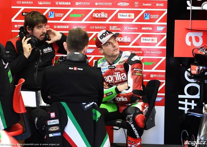 MotoGP Motegi Aprilia 22 Sam Lowes 3