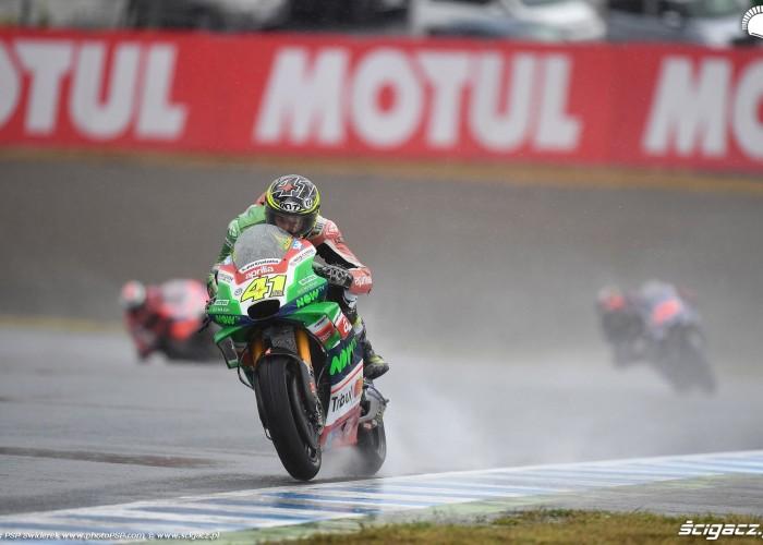 MotoGP Motegi Aprilia 41 Aleix Espargaro 14