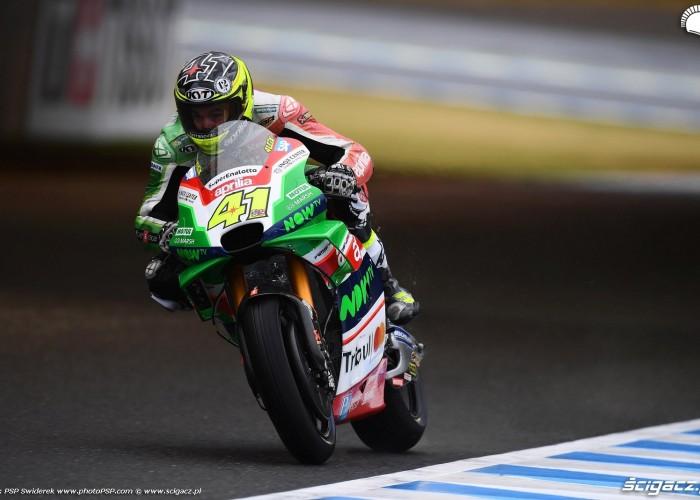 MotoGP Motegi Aprilia 41 Aleix Espargaro 18