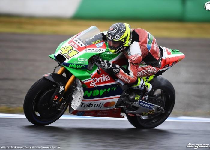 MotoGP Motegi Aprilia 41 Aleix Espargaro 7