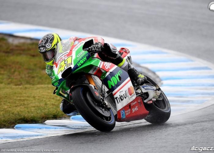 MotoGP Motegi Aprilia 41 Aleix Espargaro 8