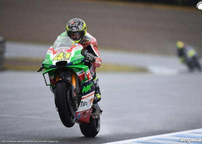 MotoGP Motegi Aprilia 41 Aleix Espargaro 9