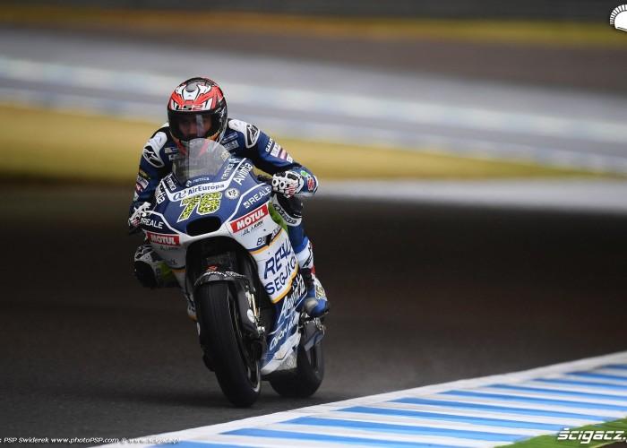MotoGP Motegi Avintia Ducati 76 Loris Baz 2
