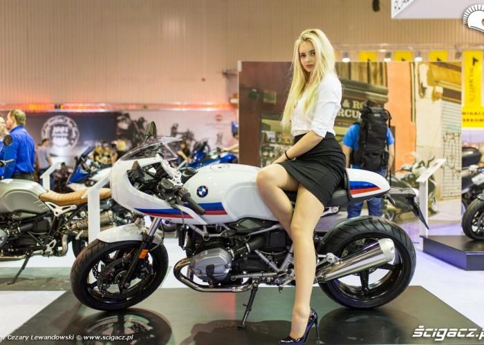 MotoExpo 2017 bmw blondi