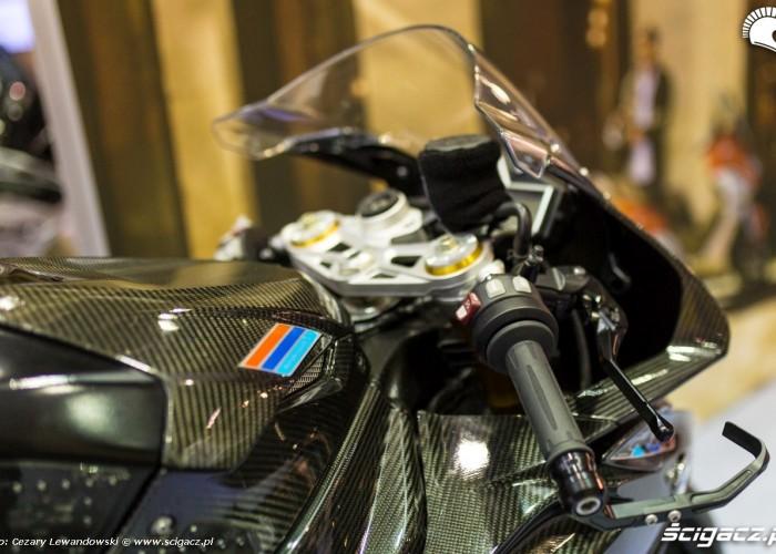 MotoExpo 2017 bmw s1000RR carbon