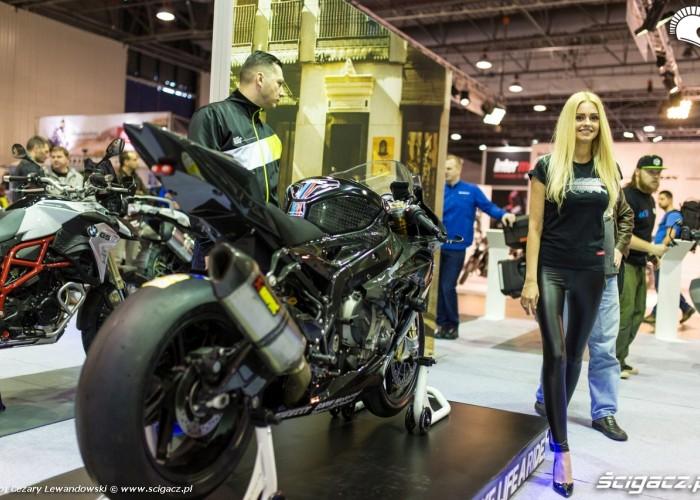MotoExpo 2017 carbon S1000RR