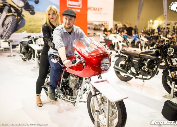 MotoExpo 2017 romet classic