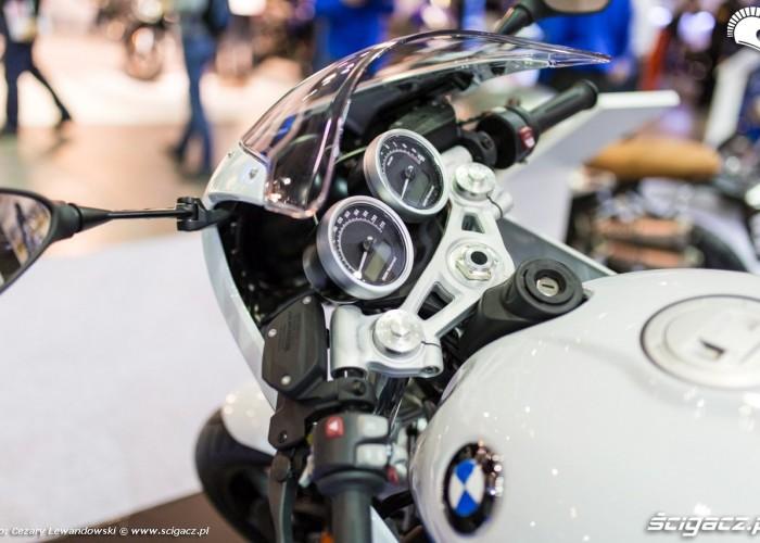 MotoExpo 2017 zegary R NineT