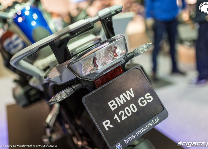 Moto Expo 2017 bmw r 1200 gs