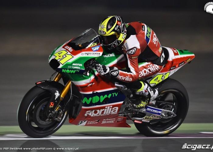 Losail motogp test Aleix Espargaro 03