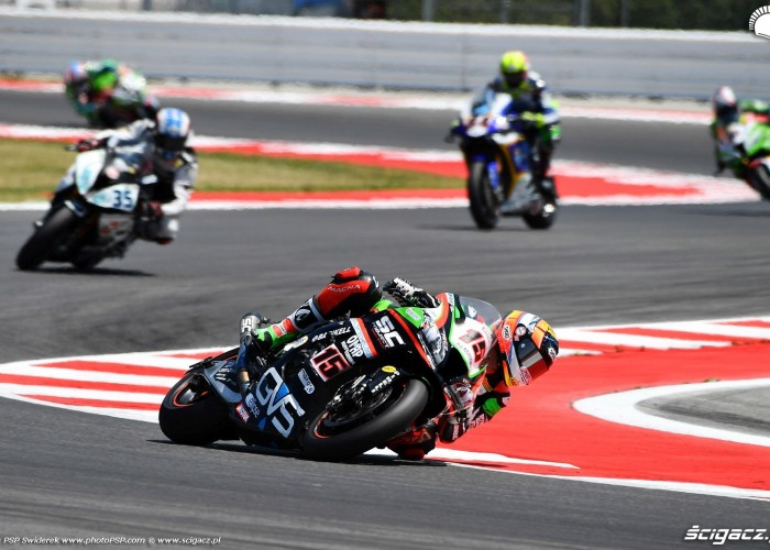 WorldSBK Misano Alex DeAngelis 15 Kawasaki 5