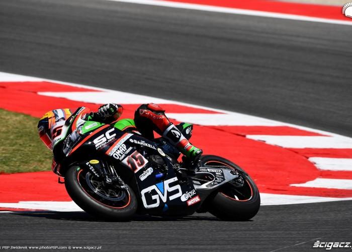 WorldSBK Misano Alex DeAngelis 15 Kawasaki 6
