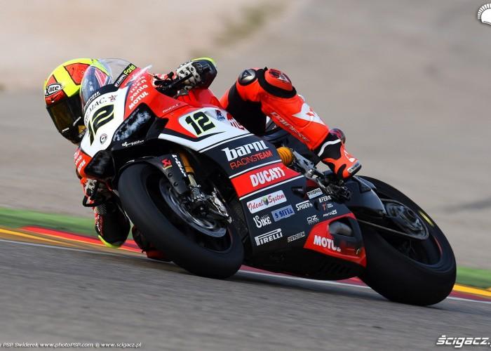 WSBK 2017 Motorland Aragon WorldSBK Ducati Fores 12 Swiderek 1