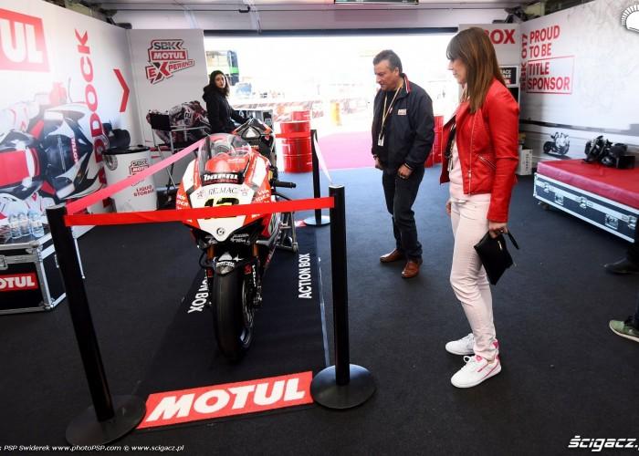 WSBK 2017 Motorland Aragon WorldSBK Ducati Fores 12 Swiderek 14