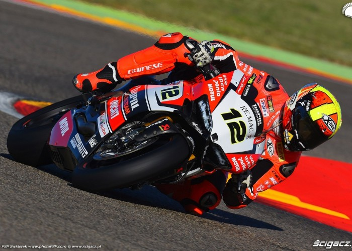 WSBK 2017 Motorland Aragon WorldSBK Ducati Fores 12 Swiderek 15