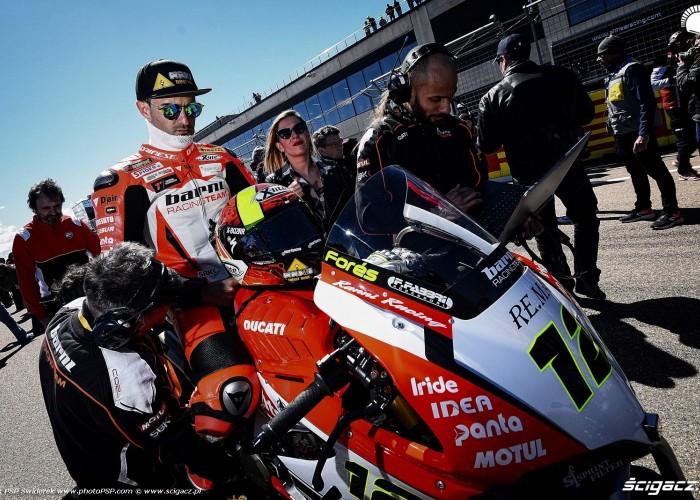 WSBK 2017 Motorland Aragon WorldSBK Ducati Fores 12 Swiderek 16