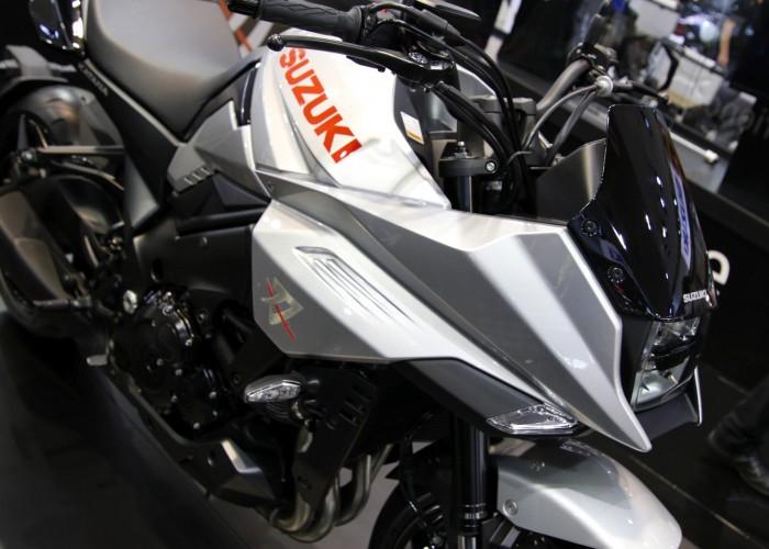 Nowosci Suzuki na rok 2019 Intermot 07