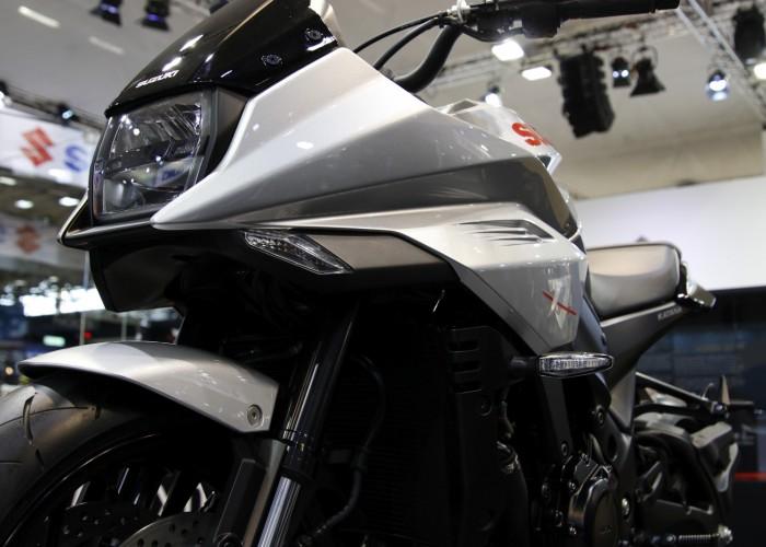 Nowosci Suzuki na rok 2019 Intermot 08