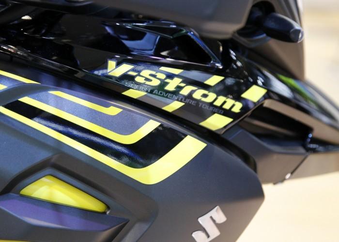 Nowosci Suzuki na rok 2019 Intermot 11