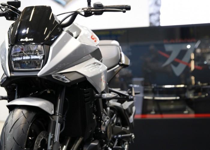 Nowosci Suzuki na rok 2019 Intermot 14
