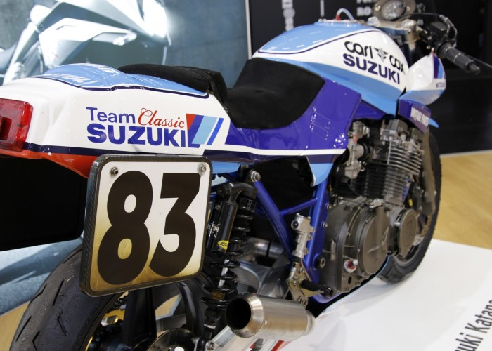Nowosci Suzuki na rok 2019 Intermot 17