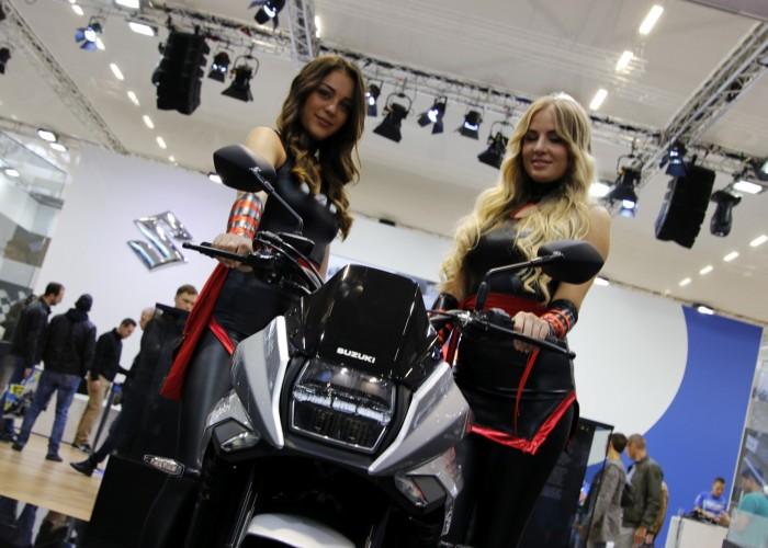 Nowosci Suzuki na rok 2019 Intermot 18