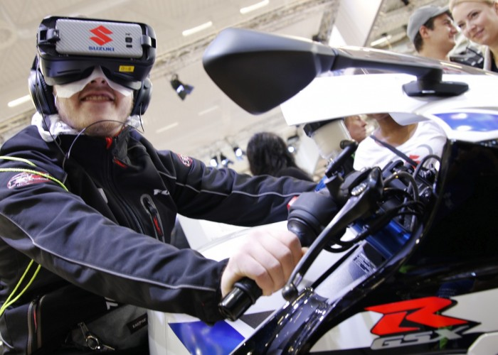 Nowosci Suzuki na rok 2019 Intermot 23
