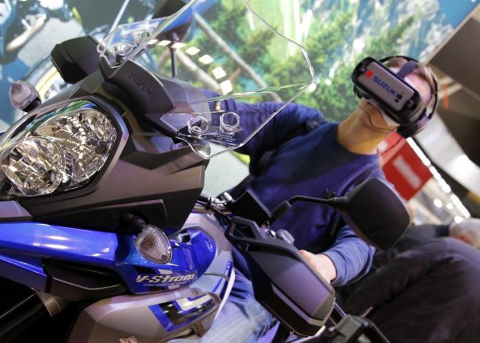 Nowosci Suzuki na rok 2019 Intermot 25