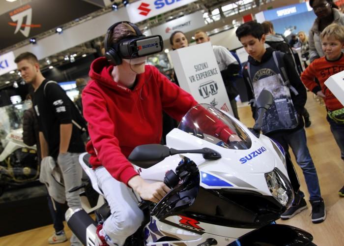 Nowosci Suzuki na rok 2019 Intermot 26