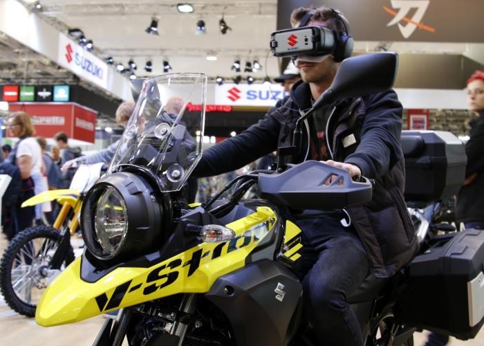 Nowosci Suzuki na rok 2019 Intermot 27