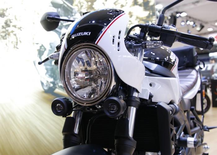 Nowosci Suzuki na rok 2019 Intermot SV