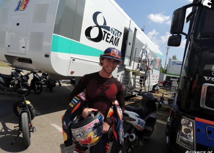 MotoGP Brno 2018 Darryn Binder