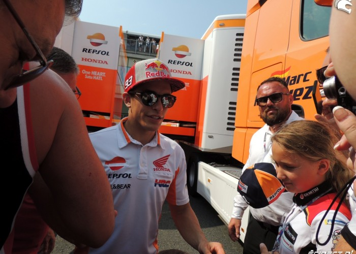 MotoGP Brno 2018 Marc Marquez