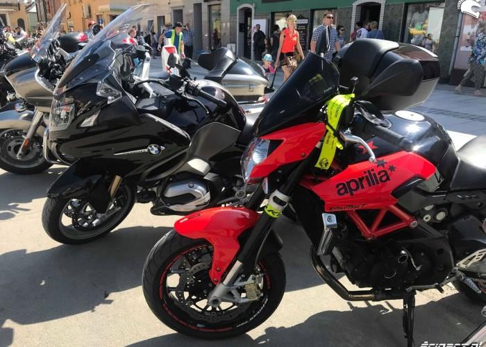 Aprilia i R1200GT Motoserce Pszczyna 2018