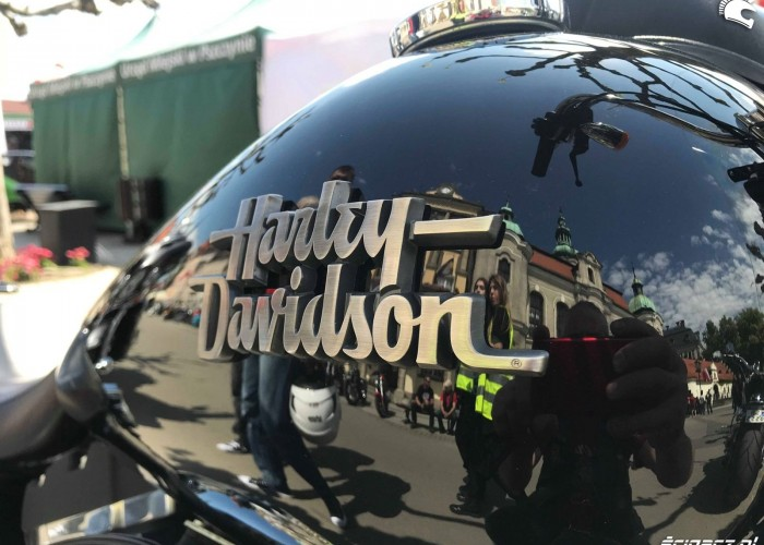 Harley Davidson Motoserce Pszczyna 2018