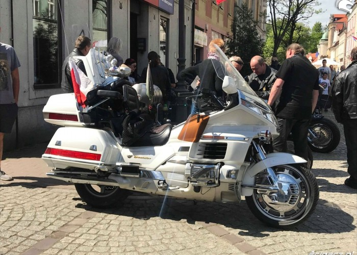 Honda Goldwing Motoserce Pszczyna 2018