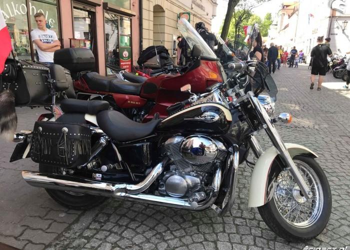 Honda shadow Motoserce Pszczyna 2018