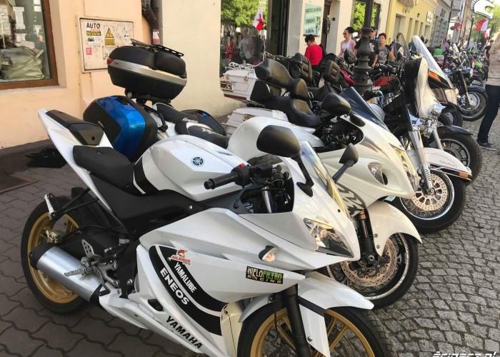 Motocykle Sportowe na Motosercu w Pszczynie 2018
