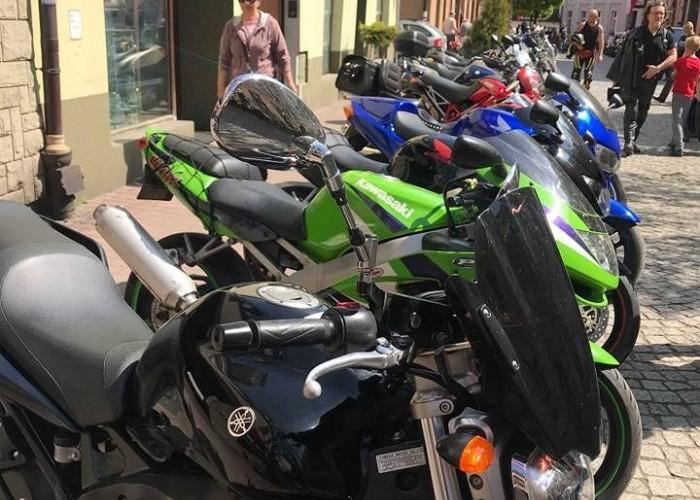 Motocykle w Pszczynie Motoserce @018