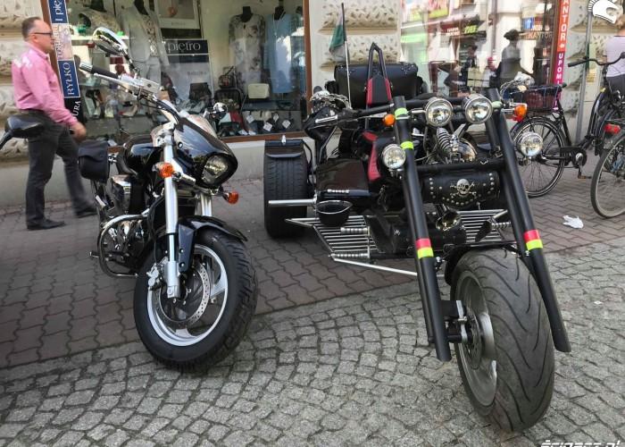 Motoserce Pszczyna 2018 Suzuki trike