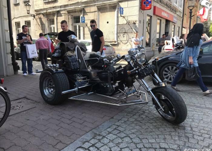Trike na Motoserce w Pszczynie 2018
