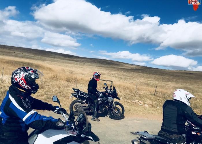 Marzenia Motul Afryka Tour RPA 13